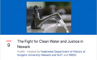 A CONVERSATION WITH WOMEN ABOUT NEWARK WATER CRISIS