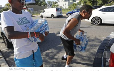Lead-tainted water: What Newark can teach US about investing in safety